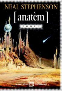 couverture du roman Anatem tome 2 de Neal Stephenson