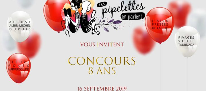 Concours 8 ans | Session 1