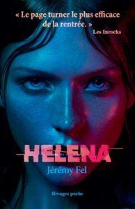 couverture poche du roman helena de jeremy fel