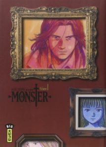 couverture du tome 1 du manga Monster de Naoki Urasawa