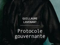 Protocole gouvernante / Guillaume Lavenant