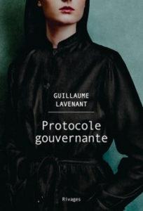 couverture du roman protocole gouvernante de guillaume lavenant