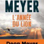 couverture du roman l année du lion