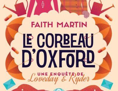 Le corbeau d'Oxford / de Faith Martin