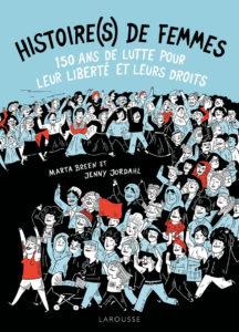couverture de la bd histoires de femmes de marta breen et jenny jordahl