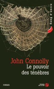 couverture du roman le pouvoir des tenebres de john connolly