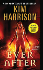 Couverture de Rachel Morgan, tome 11 Ever after, de Kim Harrison