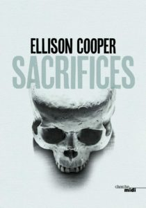couverture du roman sacrifices de ellison cooper