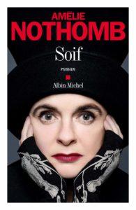 couverture du roman soif de amelie nothomb
