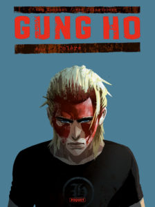 couverture du tome 4 de la bd gung ho