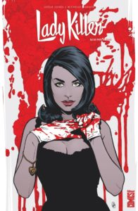 couverture du comic lady killer tome 2 de joelle jones