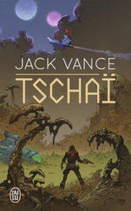 couverture du roman tschai de jack vance