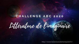 logo du challenge abc imaginaire 2020