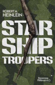 couverture du roman Starship Troopers de Robert A. Heinlein