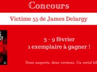 Concours Victime 55 de James Delargy