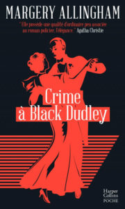 Couverture de Crime à Black Dudley de Margery Allingham