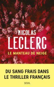 Couverture de Le manteau de neige de Nicolas Leclerc