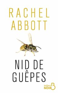 couverture du roman nid de guepes de rachel abbott