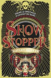 Couverture de Show Stopper d'Hayley Barker