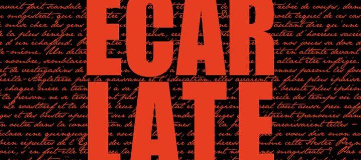 Écarlate / Philippe Auribeau
