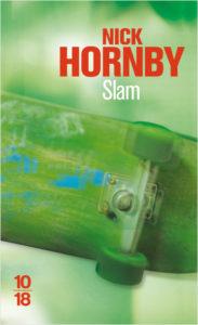 couverture du roman slam de nick hornby