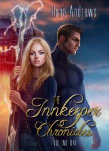 Couverture de Innkeeper Chronicles volume 1 de Ilona Andrews