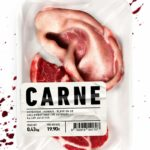 couverture de carne de julia richard