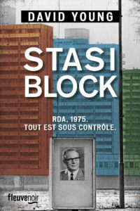 Couverture de Stasi Block de David Young