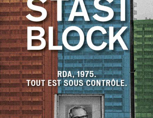 Stasi block / David Young