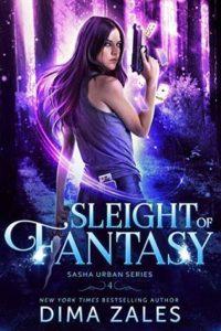 couverture du roman sleight of fantasy de dima zales