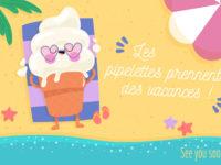 Blog en vacances !