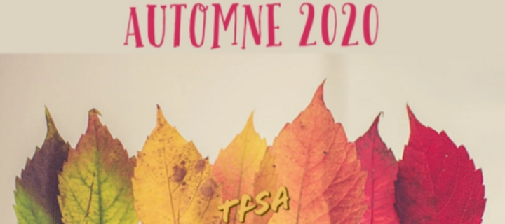 Les nouveautés de la rentrée 2020 les plus attendues | TFSA