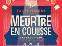 Meurtre en coulisse / Faith Martin