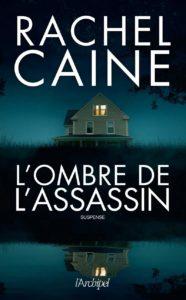 couverture du roman L'ombre de l'assassin de Rachel Caine