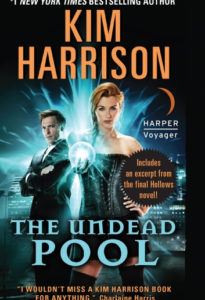 chronique du roman the undead pool de kim harrison