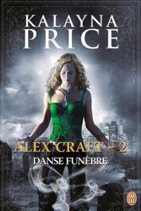 couverture du roman danse funebre de kalayna price