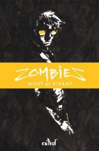 couverture de zombies mort et vivant de zariel
