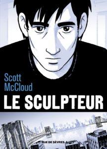 couverture de la bd le sculpteur de scott mccloud