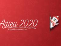 Adieu 2020 !