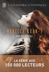 couverture du roman amberath de cassandra o'donnell