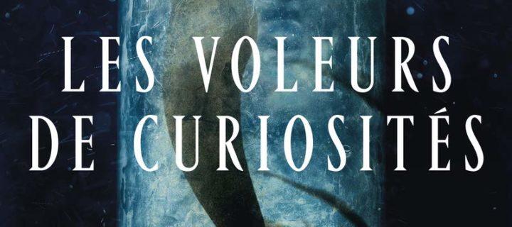 Les Voleurs de curiosités / Jess Kidd
