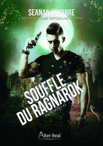 couverture du roman Souffle du ragnarok de seanan McGuire