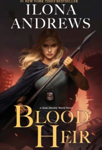 chronique du roman Blood heir de Ilona Andrews