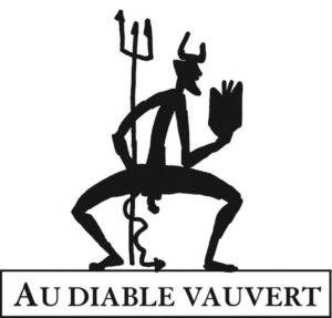 logo des éditions Au diable Vauvert