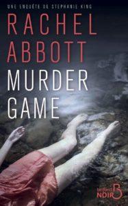 couverture du roman Murder game de Rachel Abbott