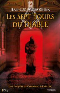 couverture du roman Les sept tours du diable de Jean-Luc Aubarbier