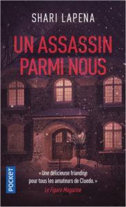 couverture poche du roman Un assassin parmi nous de Shari Lapena