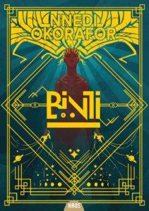 couverture de Binti de Nnedi Okorafor