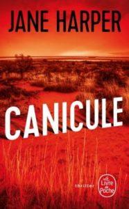 couverture du roman Canicule de Jane Harper