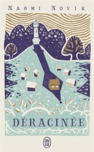 couverture poche de Déracinée de Naomi Novik